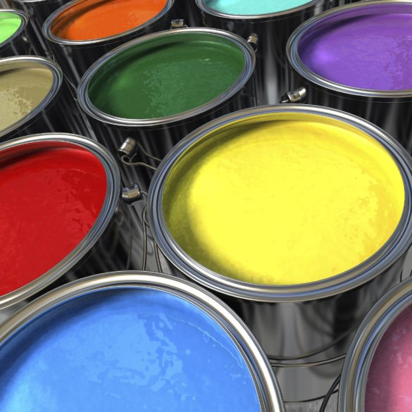 paint testing, VOC testing per method 24 testing