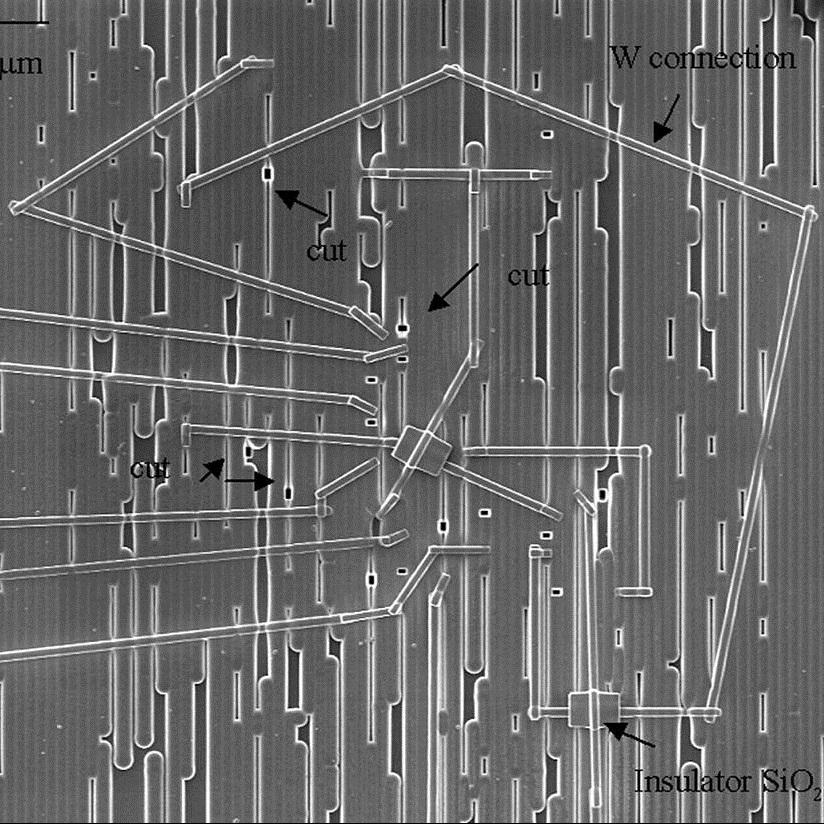 FIB Circuit Edit | Focused Ion Beam | EAG Laboratories