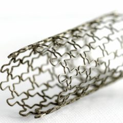 Analisi dello stent per l'industria dei dispositivi medici