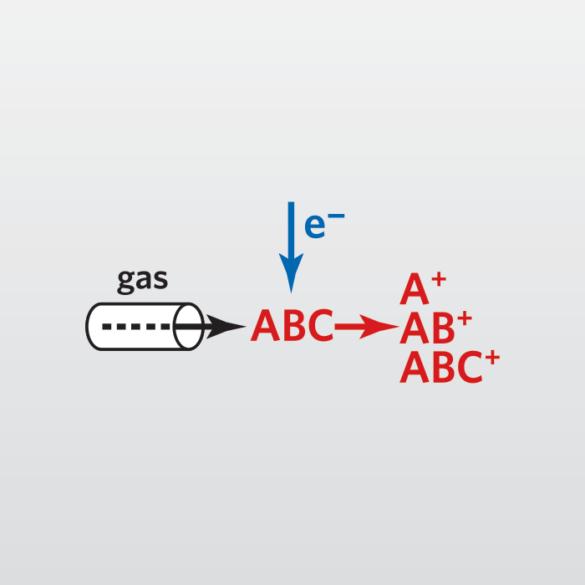 가스 크로마토 그래피 - 질량 분석기 (GC-MS)
