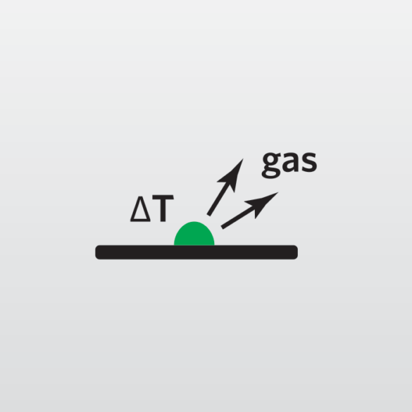 Instrumental Gas Analysis, IGA icon from EAG Laboraotories