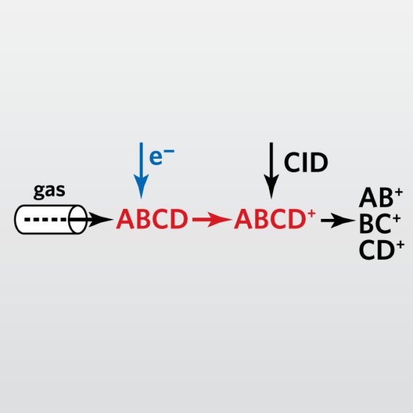 Icon for GC-MS/MS from EAG Laboratories