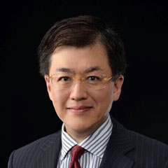 Tomoya Aoyama, Senior Vice President, EAG Laboratories, Asia