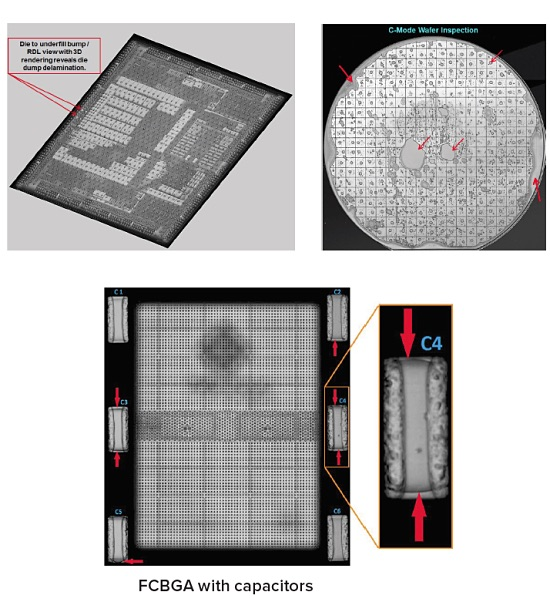 Scanning acoustic microscopy, Figure 1