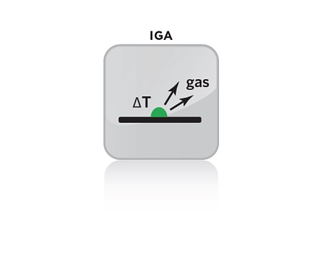 IGA Services icon, Instrumental Gas Analysis