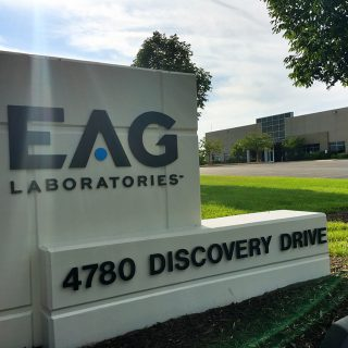 EAG Laboratories in Columbia, MO