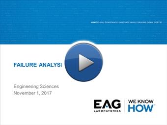Failure Analysis Webinar View