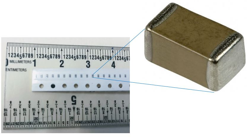 Ceramic Chip Capacitor sample