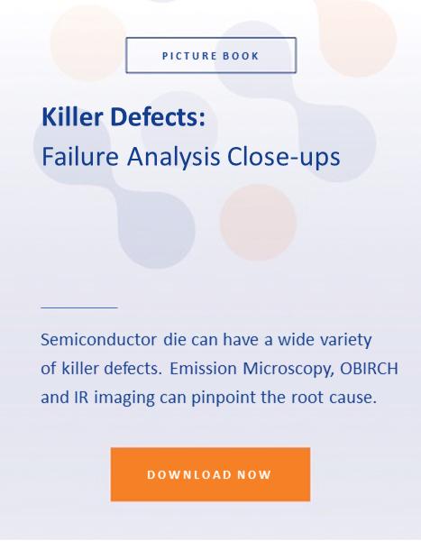 Failure Analysis for Microelectronics | EAG Laboratories